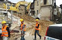 Terremoto in Abruzzo: Opere di Ricostruzione COGET