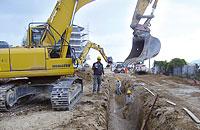 COGET: Infrastrutture